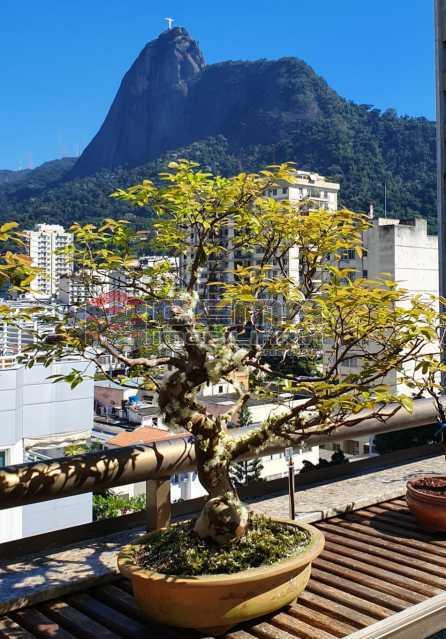 Terraço Vista 8 - Cobertura à venda Rua Visconde de Silva,Botafogo, Zona Sul RJ - R$ 2.790.000 - LACO30274 - 5