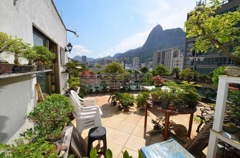 Terraço Vista 9 - Cobertura à venda Rua Visconde de Silva,Botafogo, Zona Sul RJ - R$ 2.790.000 - LACO30274 - 6