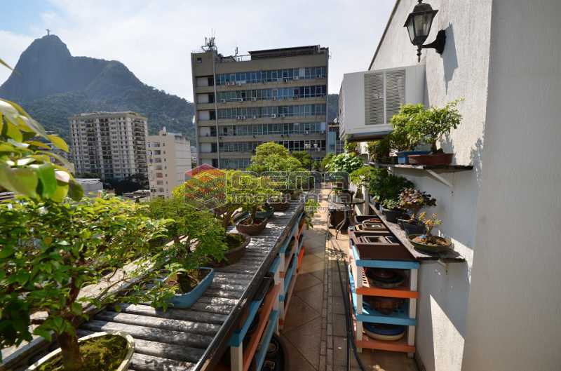 Terraço Vista 10 - Cobertura à venda Rua Visconde de Silva,Botafogo, Zona Sul RJ - R$ 2.790.000 - LACO30274 - 7