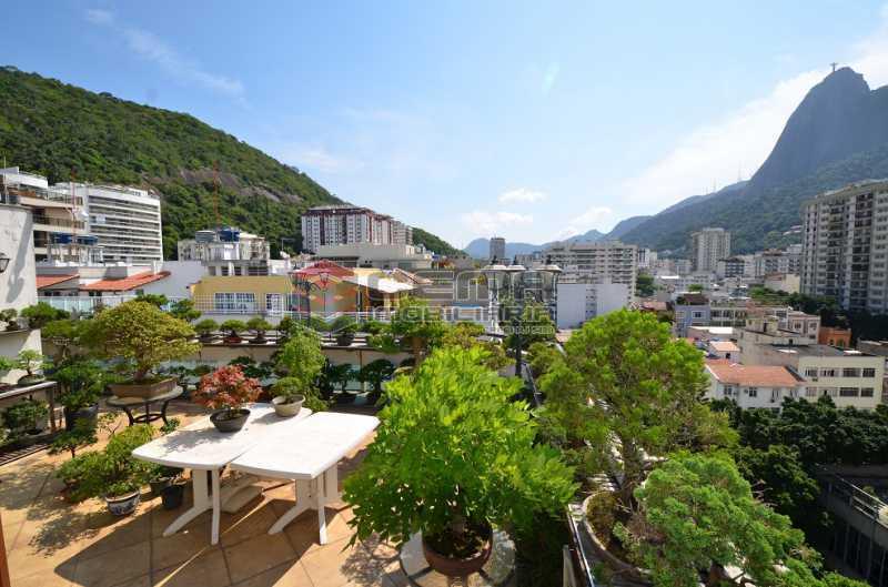 Terraço Vista 11 - Cobertura à venda Rua Visconde de Silva,Botafogo, Zona Sul RJ - R$ 2.790.000 - LACO30274 - 8
