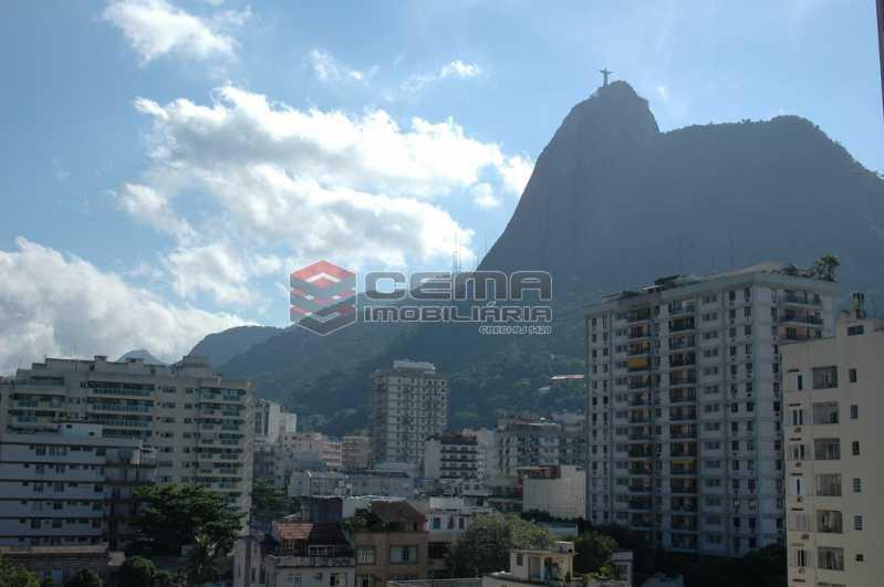 Vista Cristo das Varandas - Cobertura à venda Rua Visconde de Silva,Botafogo, Zona Sul RJ - R$ 2.790.000 - LACO30274 - 13