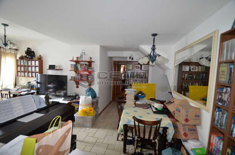 Sala de Jantar e Corredor - Cobertura à venda Rua Visconde de Silva,Botafogo, Zona Sul RJ - R$ 2.790.000 - LACO30274 - 14