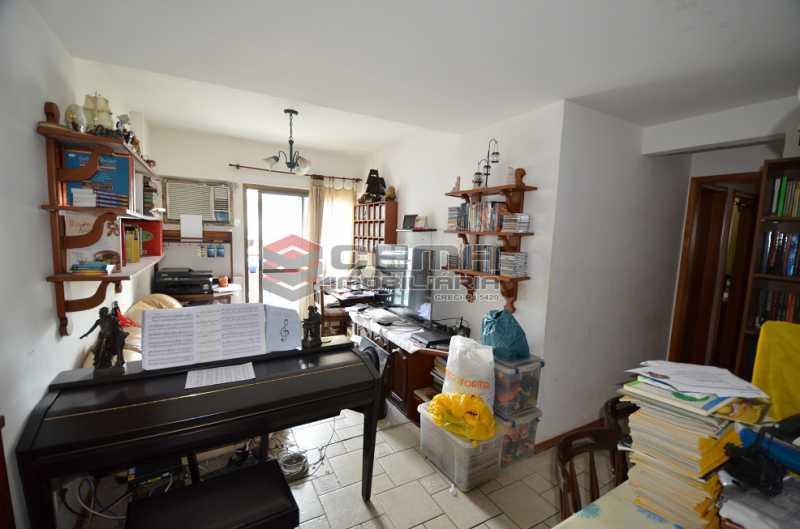Sala de TV com Piano - Cobertura à venda Rua Visconde de Silva,Botafogo, Zona Sul RJ - R$ 2.790.000 - LACO30274 - 15