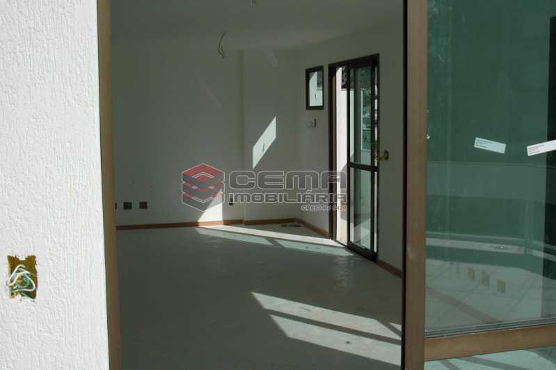 Salão Foto 4 - Cobertura à venda Rua Visconde de Silva,Botafogo, Zona Sul RJ - R$ 2.790.000 - LACO30274 - 21