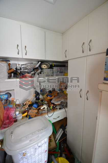 Despensa - Cobertura à venda Rua Visconde de Silva,Botafogo, Zona Sul RJ - R$ 2.790.000 - LACO30274 - 26