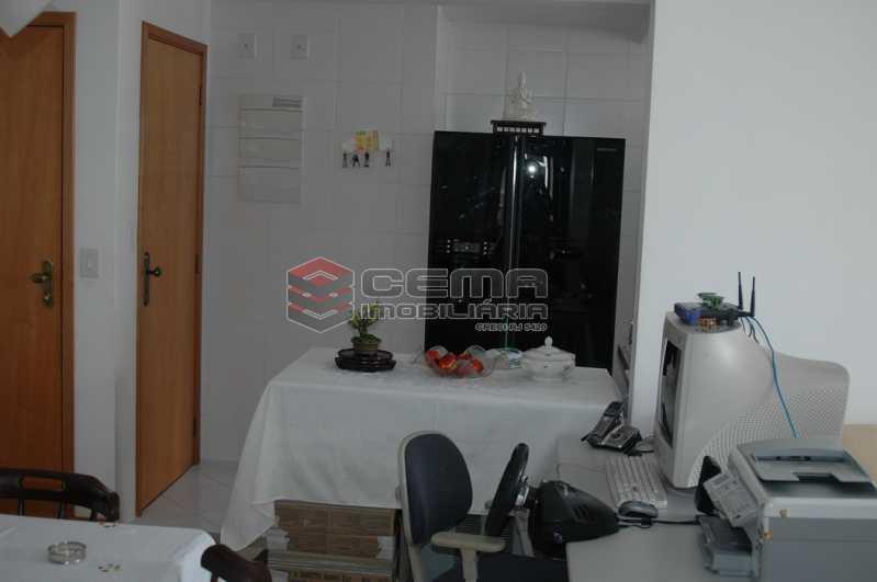Portas de Entrada e Geladeira - Cobertura à venda Rua Visconde de Silva,Botafogo, Zona Sul RJ - R$ 2.790.000 - LACO30274 - 29