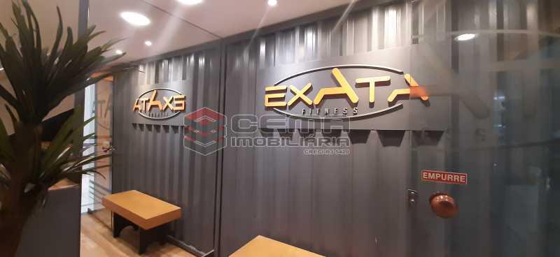Academia - Kitnet/Conjugado 26m² para alugar Laranjeiras, Zona Sul RJ - R$ 800 - LAKI01334 - 12