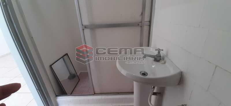 Banheiro - Kitnet/Conjugado 26m² para alugar Laranjeiras, Zona Sul RJ - R$ 800 - LAKI01334 - 9