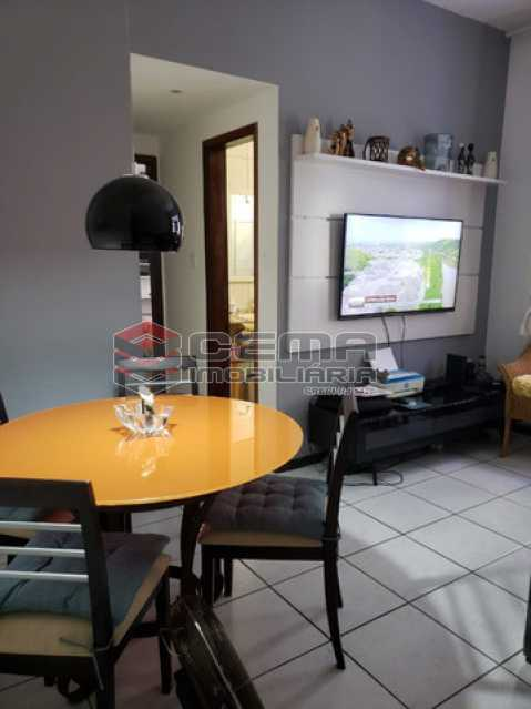 1 - Apartamento 1 quarto à venda Botafogo, Zona Sul RJ - R$ 520.000 - LAAP12583 - 1