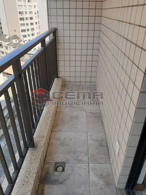 WhatsApp Image 2020-09-10 at 2 - Apartamento 1 quarto à venda Catete, Zona Sul RJ - R$ 550.000 - LAAP12590 - 1