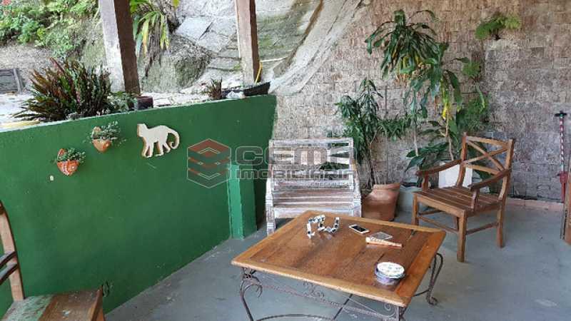 1 - Casa 4 quartos à venda Laranjeiras, Zona Sul RJ - R$ 1.430.000 - LACA40111 - 1