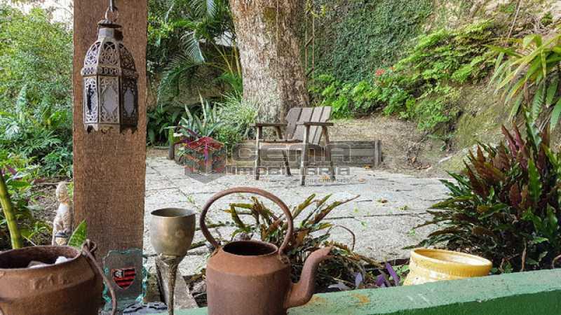 2 - Casa 4 quartos à venda Laranjeiras, Zona Sul RJ - R$ 1.430.000 - LACA40111 - 3