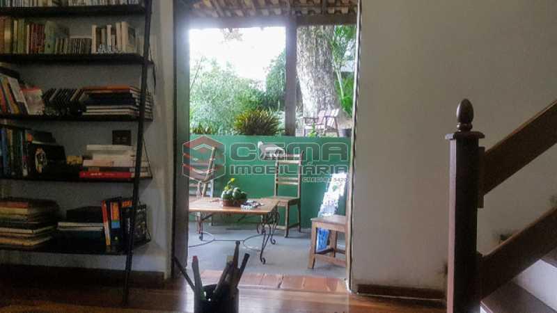 4 - Casa 4 quartos à venda Laranjeiras, Zona Sul RJ - R$ 1.430.000 - LACA40111 - 5