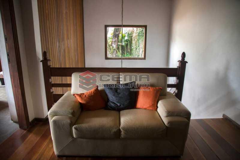 10 - Casa 4 quartos à venda Laranjeiras, Zona Sul RJ - R$ 1.430.000 - LACA40111 - 11