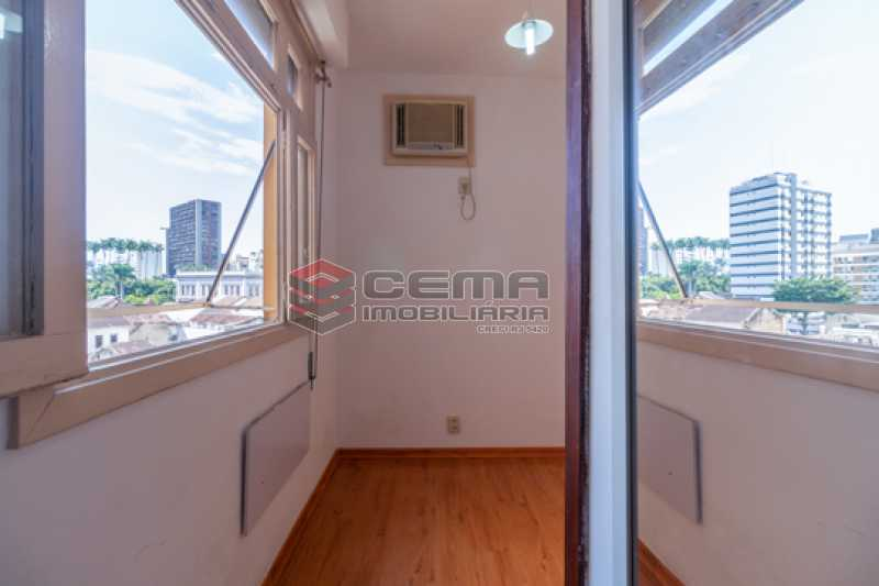 -2 - Kitnet/Conjugado 18m² à venda Catete, Zona Sul RJ - R$ 220.000 - LAKI10385 - 6