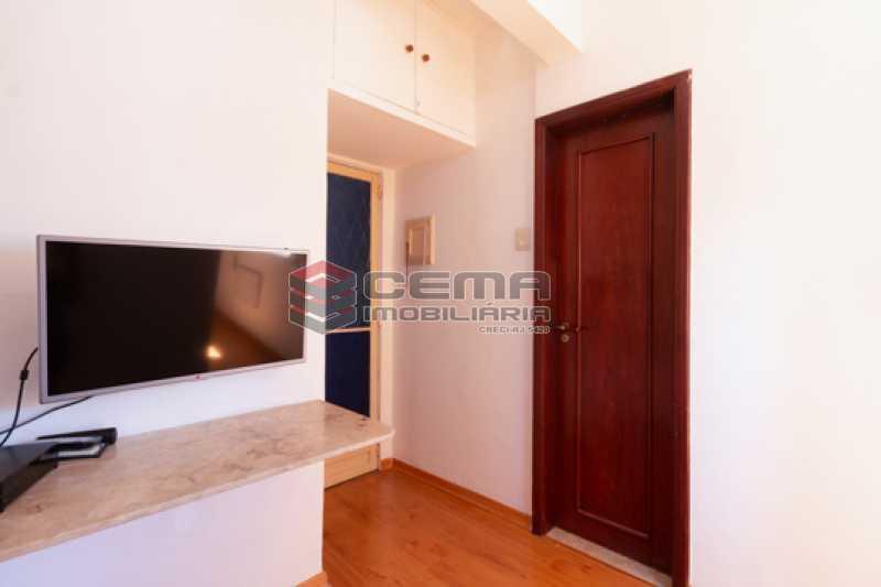 -1 - Kitnet/Conjugado 18m² à venda Catete, Zona Sul RJ - R$ 220.000 - LAKI10385 - 4