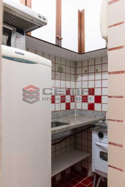 -15 - Kitnet/Conjugado 18m² à venda Catete, Zona Sul RJ - R$ 220.000 - LAKI10385 - 16