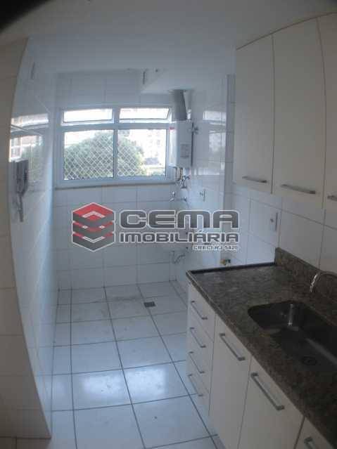 área de serviço - Apartamento 2 quartos para alugar Botafogo, Zona Sul RJ - R$ 3.800 - LAAP24645 - 16