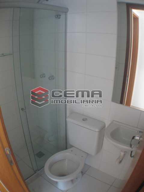banheiro social - Apartamento 2 quartos para alugar Botafogo, Zona Sul RJ - R$ 3.800 - LAAP24645 - 5
