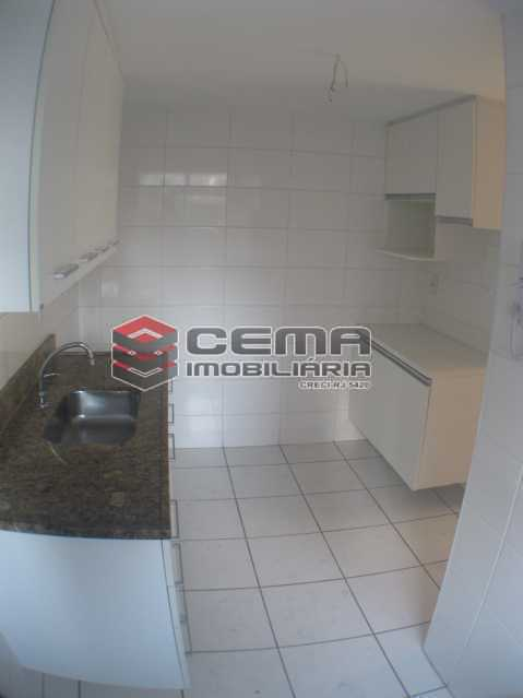 cozinha - Apartamento 2 quartos para alugar Botafogo, Zona Sul RJ - R$ 3.800 - LAAP24645 - 13