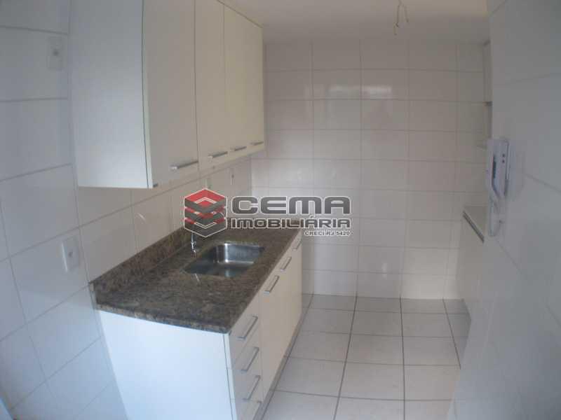 cozinha - Apartamento 2 quartos para alugar Botafogo, Zona Sul RJ - R$ 3.800 - LAAP24645 - 14