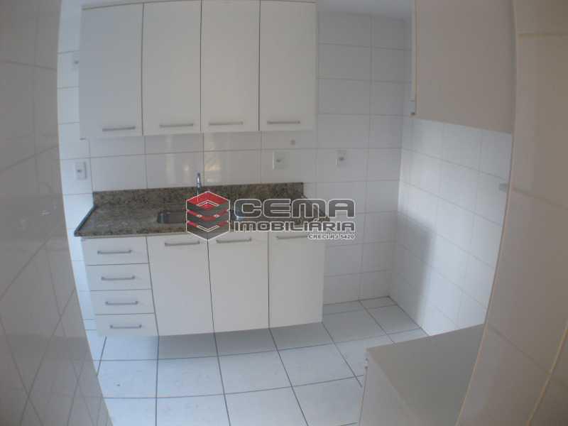 cozinha - Apartamento 2 quartos para alugar Botafogo, Zona Sul RJ - R$ 3.800 - LAAP24645 - 15