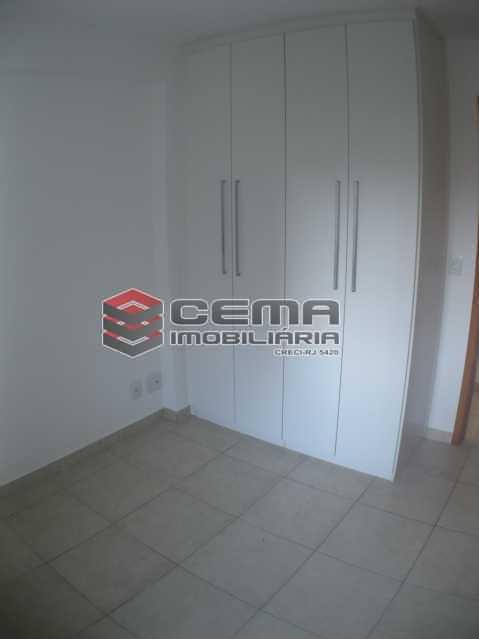 quarto 1 - Apartamento 2 quartos para alugar Botafogo, Zona Sul RJ - R$ 3.800 - LAAP24645 - 7