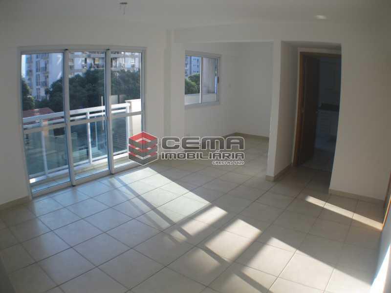 sala - Apartamento 2 quartos para alugar Botafogo, Zona Sul RJ - R$ 3.800 - LAAP24645 - 1