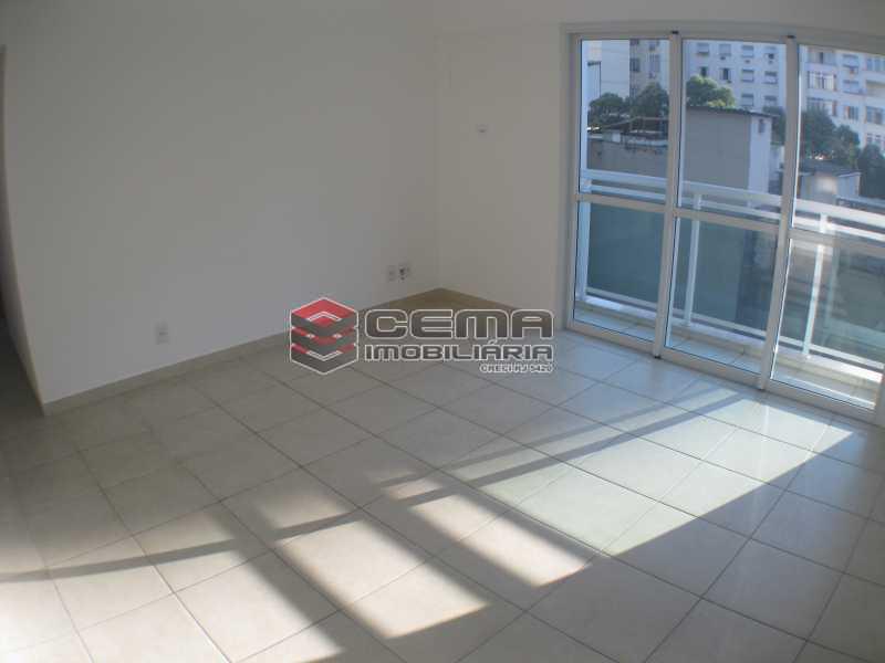 sala - Apartamento 2 quartos para alugar Botafogo, Zona Sul RJ - R$ 3.800 - LAAP24645 - 3