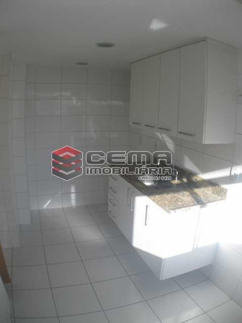 cozinha - Apartamento 2 quartos para alugar Botafogo, Zona Sul RJ - R$ 3.650 - LAAP24647 - 19