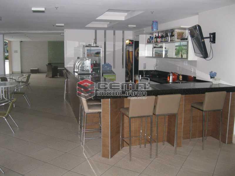 infra - Apartamento 2 quartos para alugar Botafogo, Zona Sul RJ - R$ 3.650 - LAAP24647 - 23