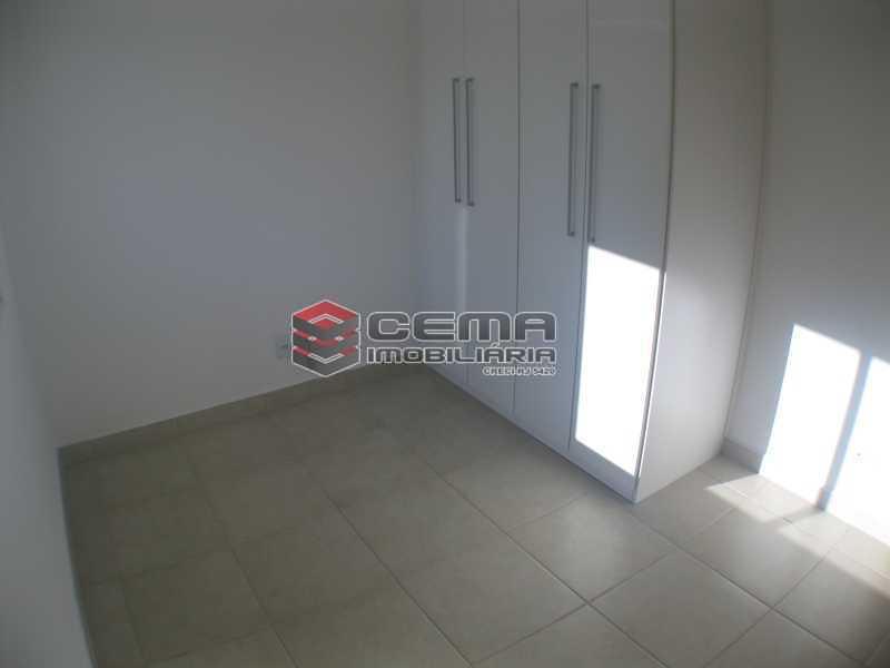 quarto1 - Apartamento 2 quartos para alugar Botafogo, Zona Sul RJ - R$ 3.650 - LAAP24647 - 11