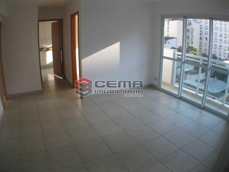 sala - Apartamento 2 quartos para alugar Botafogo, Zona Sul RJ - R$ 3.650 - LAAP24647 - 3
