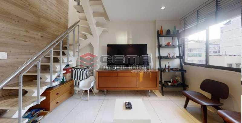 7 - Cobertura 2 quartos à venda Flamengo, Zona Sul RJ - R$ 1.500.000 - LACO20128 - 8