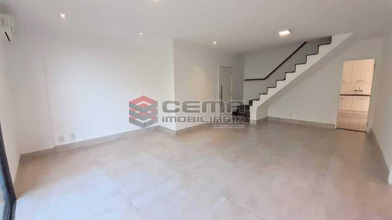 Sala - Cobertura 4 quartos para alugar Leblon, Zona Sul RJ - R$ 12.000 - LACO40147 - 3