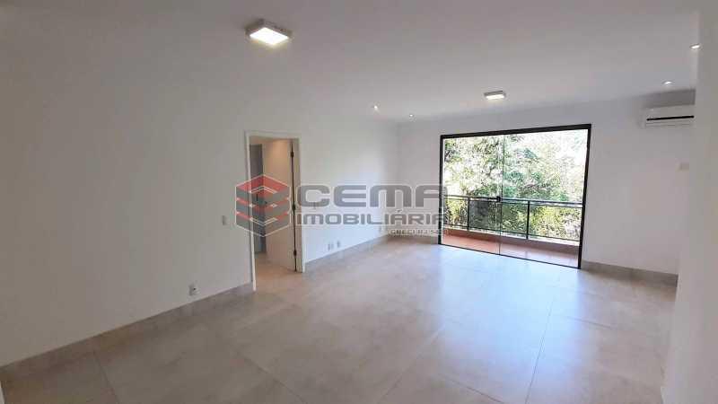 Sala - Cobertura 4 quartos para alugar Leblon, Zona Sul RJ - R$ 12.000 - LACO40147 - 4
