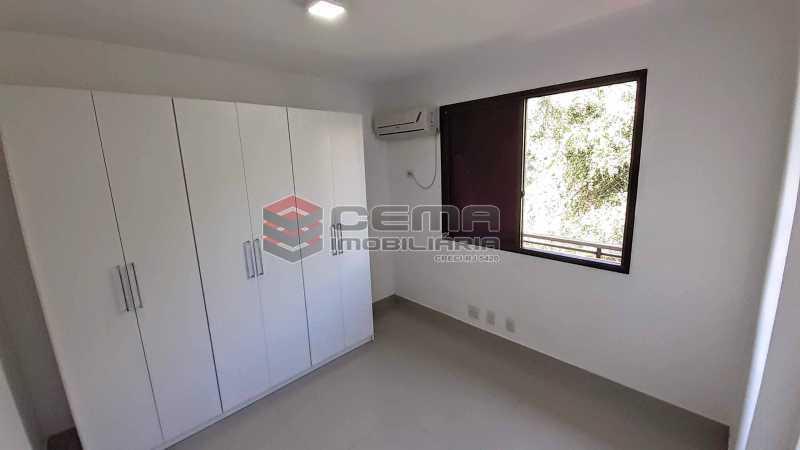 Quarto 1 - Cobertura 4 quartos para alugar Leblon, Zona Sul RJ - R$ 12.000 - LACO40147 - 6