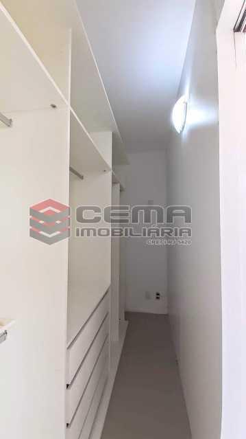 Closet - Cobertura 4 quartos para alugar Leblon, Zona Sul RJ - R$ 12.000 - LACO40147 - 12