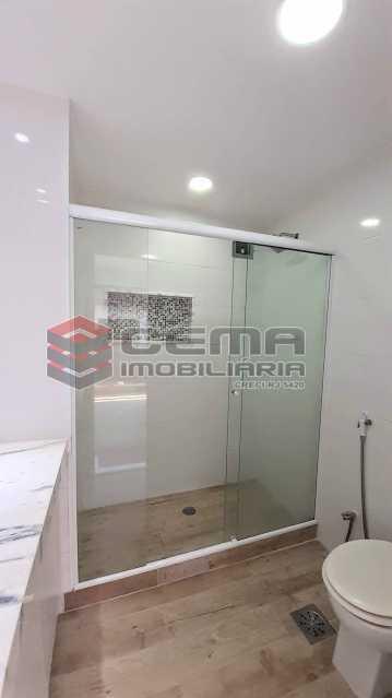 Banheiro Suíte 1 - Cobertura 4 quartos para alugar Leblon, Zona Sul RJ - R$ 12.000 - LACO40147 - 13