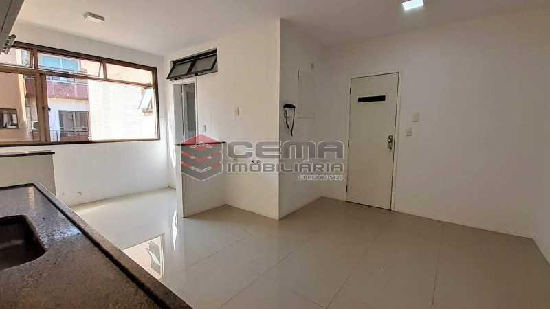 Cozinha - Cobertura 4 quartos para alugar Leblon, Zona Sul RJ - R$ 12.000 - LACO40147 - 16
