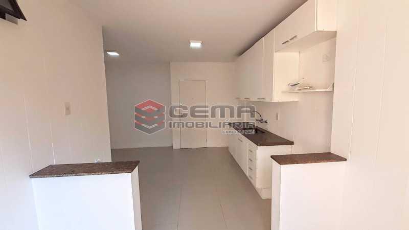 Cozinha + Área de serviço - Cobertura 4 quartos para alugar Leblon, Zona Sul RJ - R$ 12.000 - LACO40147 - 17