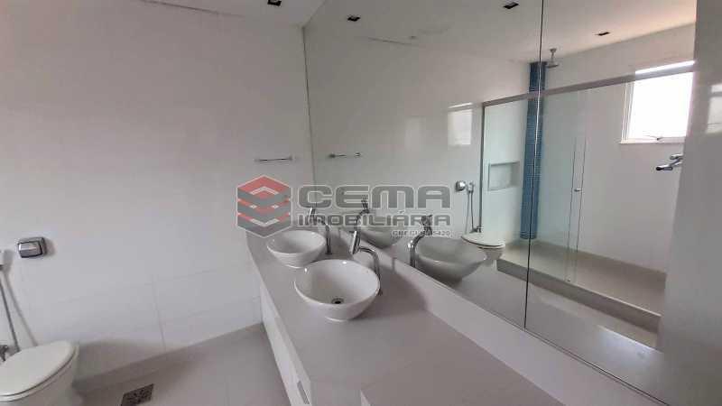 Banheiro Suíte 2 - Cobertura 4 quartos para alugar Leblon, Zona Sul RJ - R$ 12.000 - LACO40147 - 24
