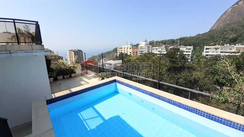 Piscina  - Cobertura 4 quartos para alugar Leblon, Zona Sul RJ - R$ 12.000 - LACO40147 - 27