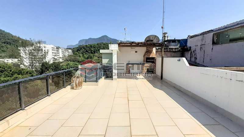 Churrasqueira - Cobertura 4 quartos para alugar Leblon, Zona Sul RJ - R$ 12.000 - LACO40147 - 28