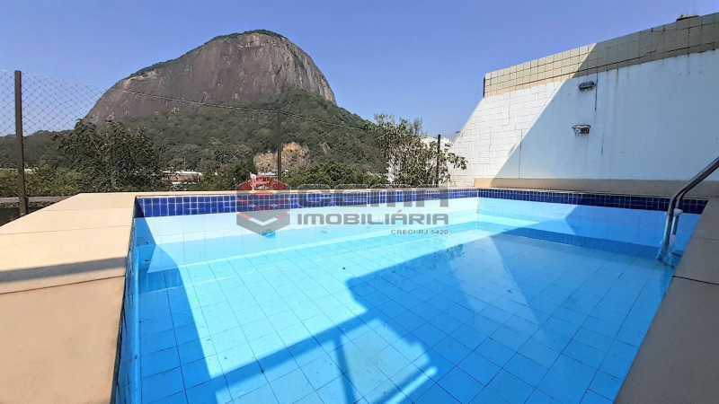Pisicna - Cobertura 4 quartos para alugar Leblon, Zona Sul RJ - R$ 12.000 - LACO40147 - 1