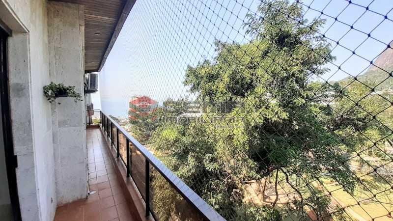 Varanda - Cobertura 4 quartos para alugar Leblon, Zona Sul RJ - R$ 12.000 - LACO40147 - 30