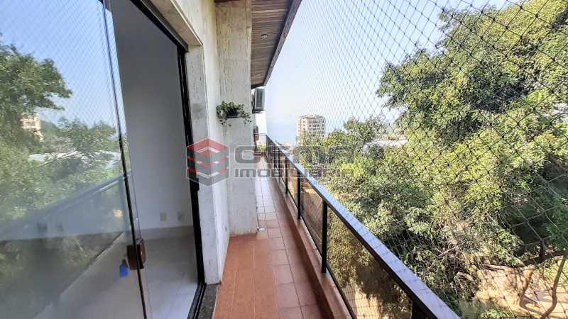 Varanda - Cobertura 4 quartos para alugar Leblon, Zona Sul RJ - R$ 12.000 - LACO40147 - 31