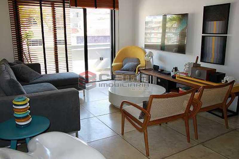 40071378ac810e844e4550b57533a0 - Cobertura 3 quartos à venda Flamengo, Zona Sul RJ - R$ 2.600.000 - LACO30278 - 4
