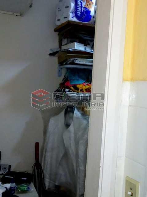 c1fe14ed-e4ed-4a87-94b2-1f5337 - Apartamento à venda Rua das Laranjeiras,Laranjeiras, Zona Sul RJ - R$ 608.000 - LAAP12609 - 18