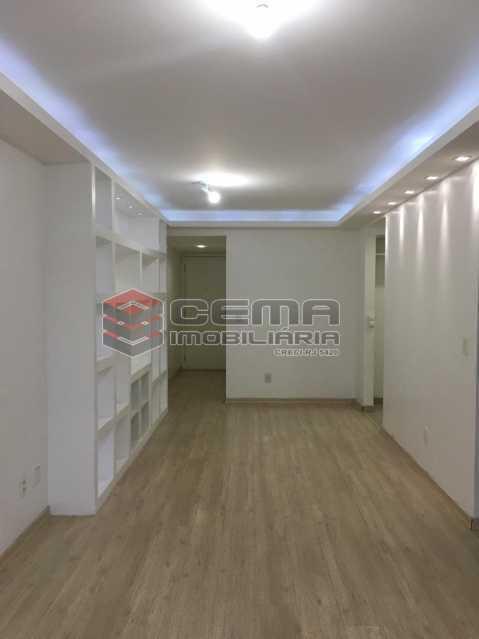 1 - Apartamento 2 quartos à venda São Cristóvão, Rio de Janeiro - R$ 490.000 - LAAP24685 - 1